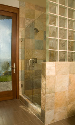 Glass Shower Door Enclosure